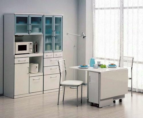 レンジボードパレス・両バタテーブル ロマン・椅子Y-8026