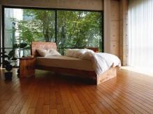 ONDA Single Bed,Side Table